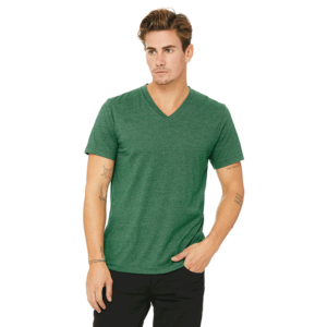 custom-printed-v-neck-tees