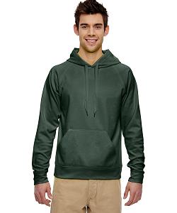 custom performance hoodie