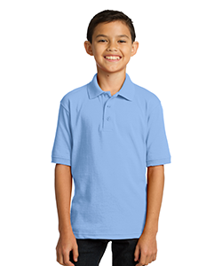 business wear custom youth polos